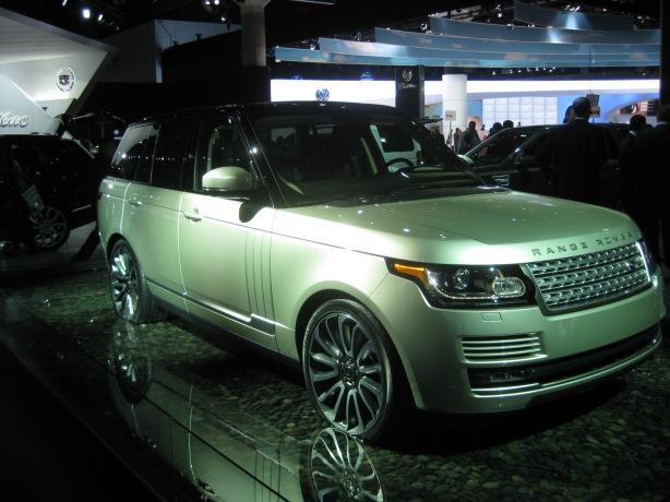 2013 Range Rover HSE