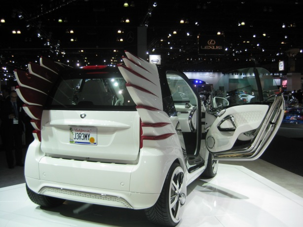 smart fortwo Jeremy Scott Concept