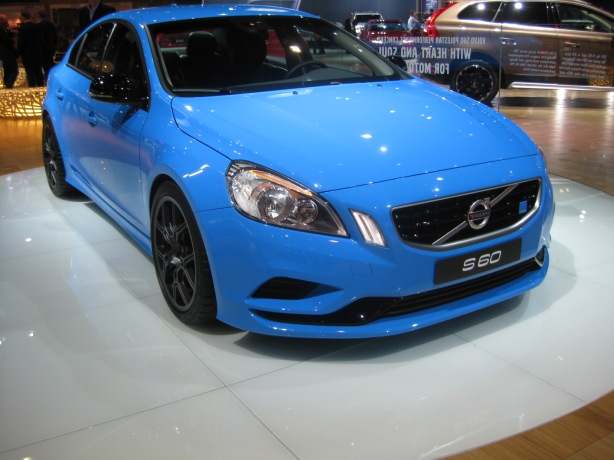 This is the Volvo S60 Polestar Concept Car. Would you buy one?