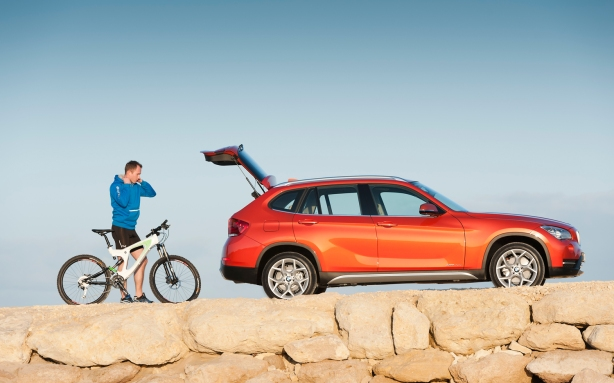 The 2013 BMW X1 is the smallest Sports Activity Vehicle (X) in the line up.  If you want a smaller crossover, you have to buy the MINI Countryman. Stick with the X1.