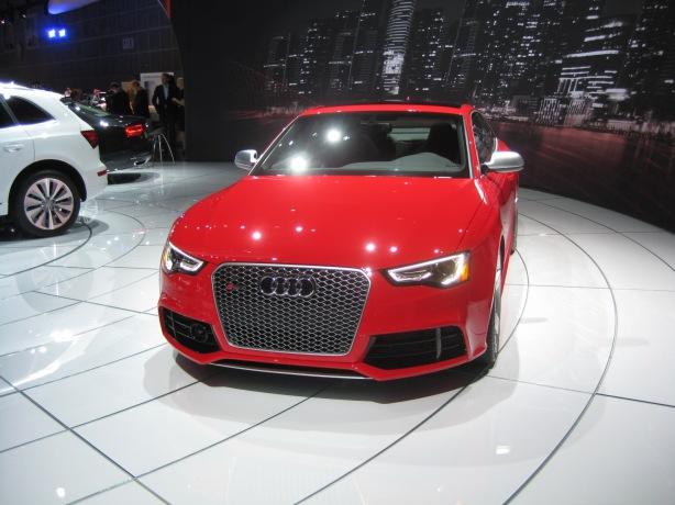 2013 Audi RS5 starts at $70,000.