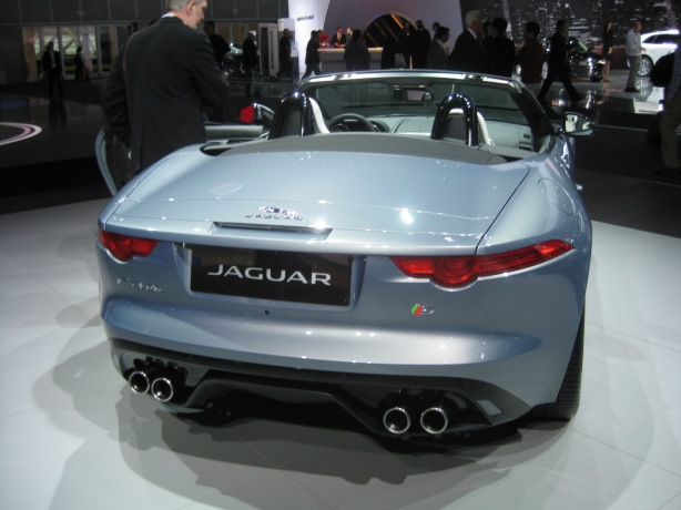 2014 Jaguar F-Type S