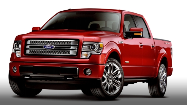 The Ford F-150 pickup truck and all its derivatives has been the best-selling vehicle in the US for more than 20 years.  This model is the SVT Raptor, an expensive performance upgrade to the standard F-150.