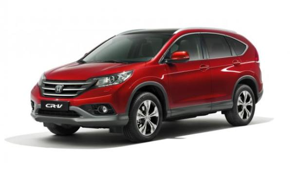 Always a big seller and favorite in both California and in the whole US, the Honda CR-V seems to hit the sweet spot of the compact SUV market.