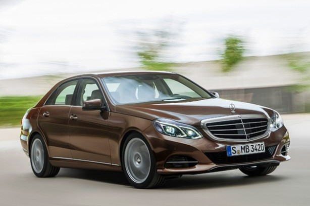 2014 Mercedes Benz E-class sedan
