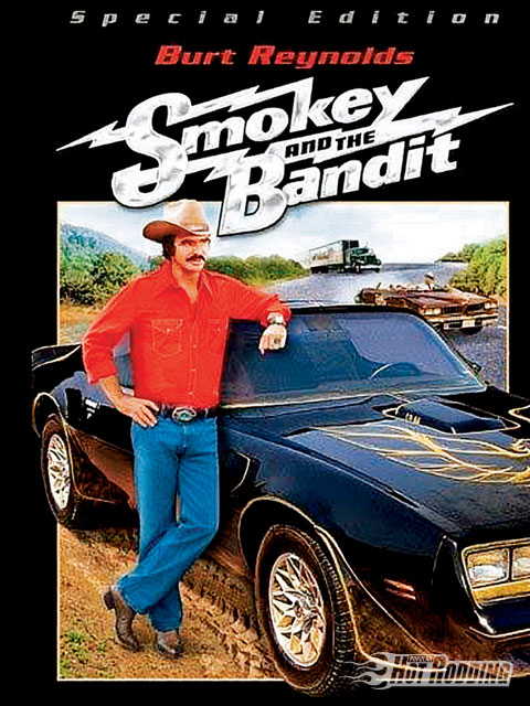 Smokey and the Bandit poster