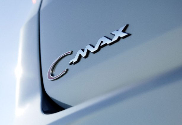 Ford C-Max badge