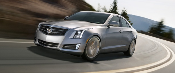 2013 Cadillac ATS Luxury Sports Sedan