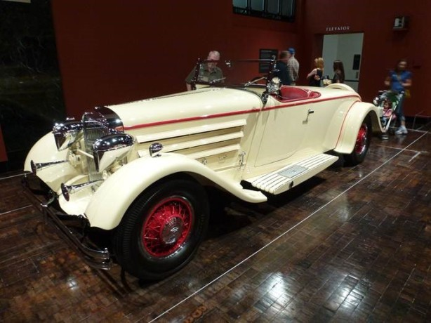1930 Jordan Model Z Speedway Ace Roadster