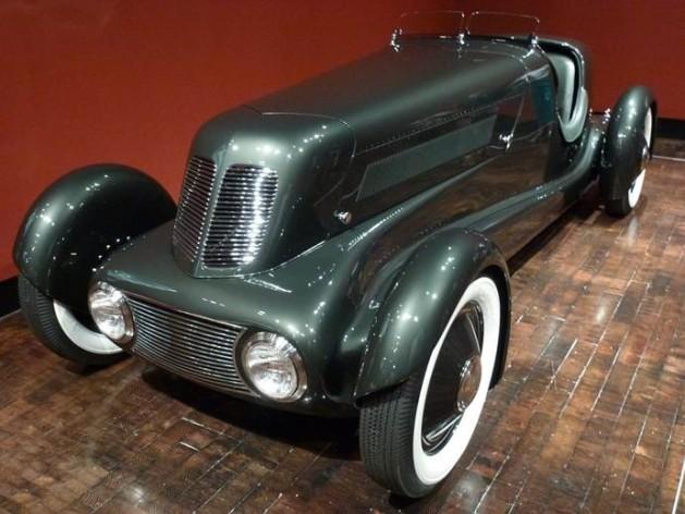 """1934 Model 40 Special Speedsterâ""""¢"""