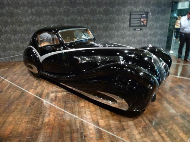 1936 Delahaye 135M Figoni and Falaschi Competition Coupe