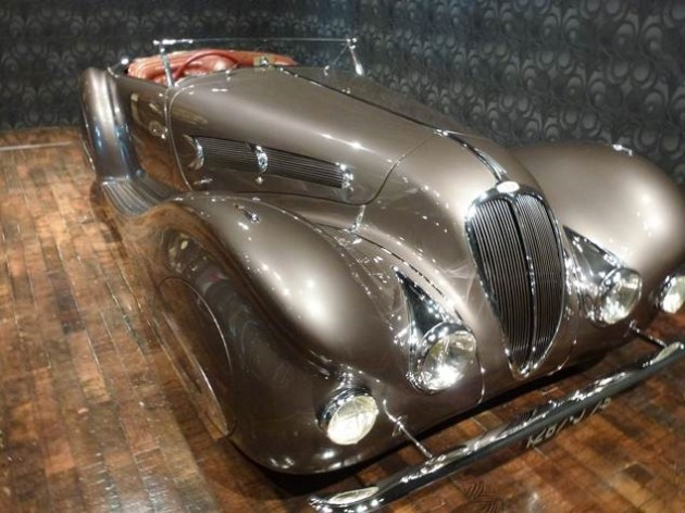1937 Delahaye 135MS Roadster