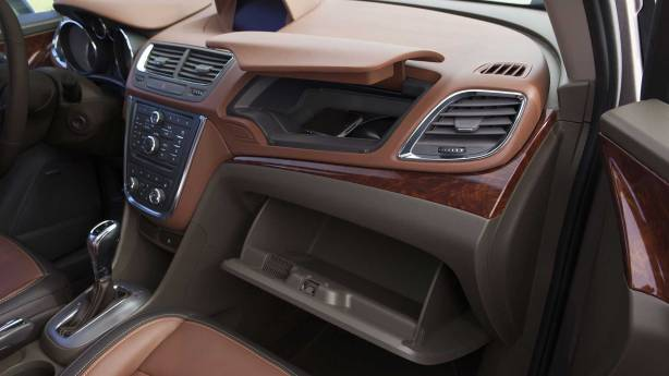 The double glove box is a nice touch. Great for small electronics.