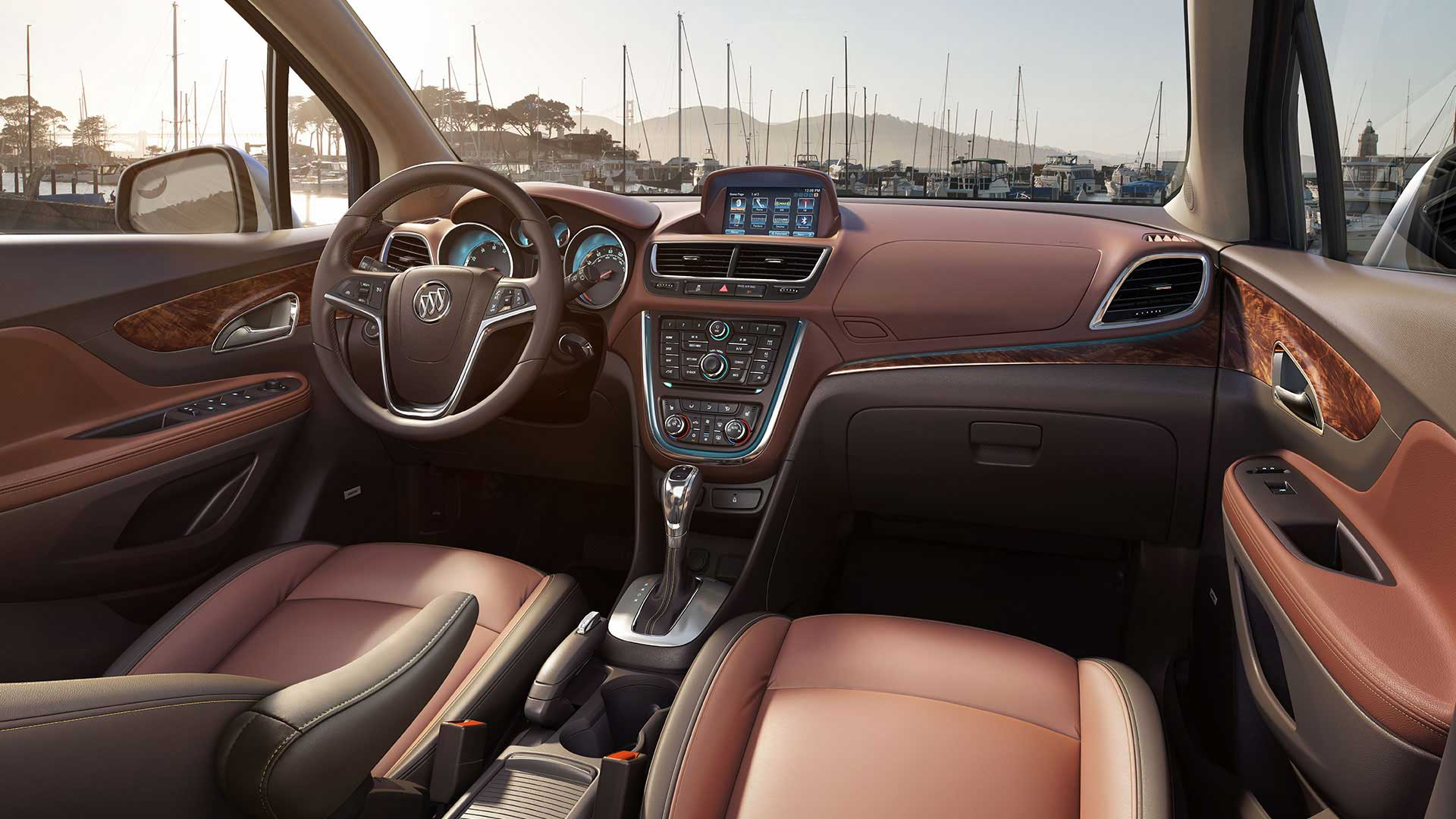 The Buick Encore Is The Meerkat Of Small Crossovers