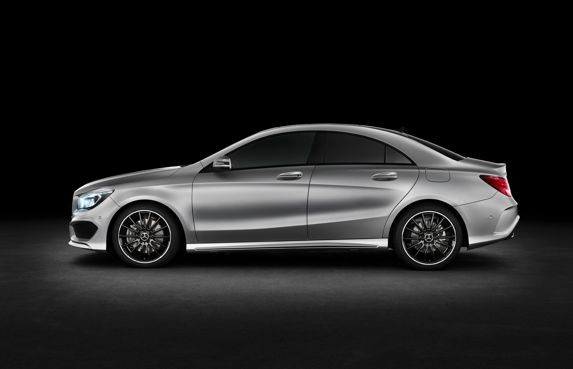 2014 mercedes benz cla 250 face lifts car wallpaper hd car