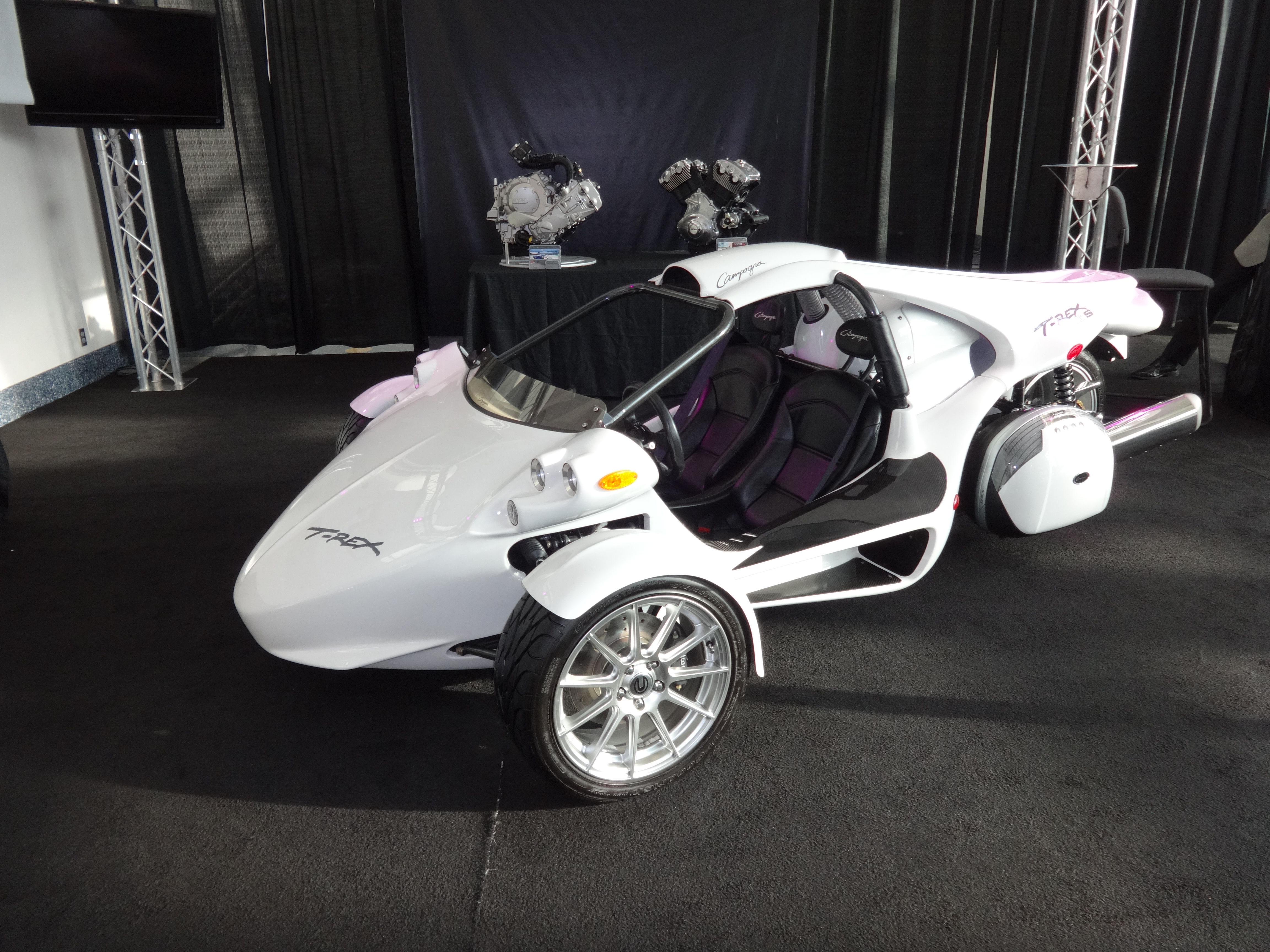 500 todd biancos acarisnotarefrigerator blog the campagna t rex these three wheeled wonders are from canada and are voltagebd Images