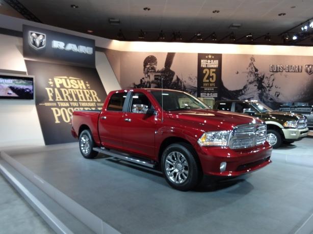 LAAutoShow Day 1 056 2014 Ram 1500 Diesel