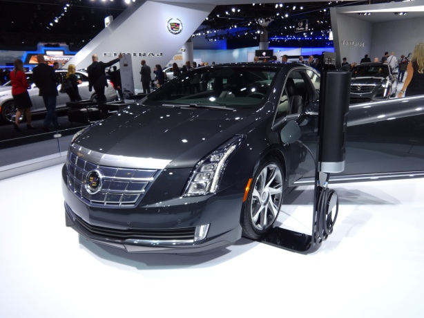 LAAutoShow Day 1 081 Cadillac ELR