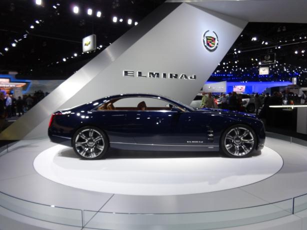LAAutoShow Day 1 083 Cadillac Elmiraj concept