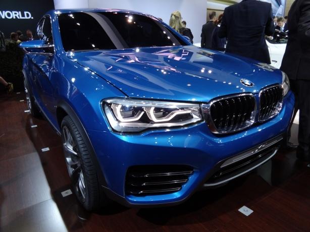 LAAutoShow Day 1 129 BMW X4 Concept