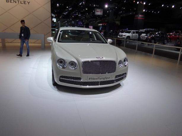 LAAutoShow Day 2 (25) 2014 Bentley Flying Spur