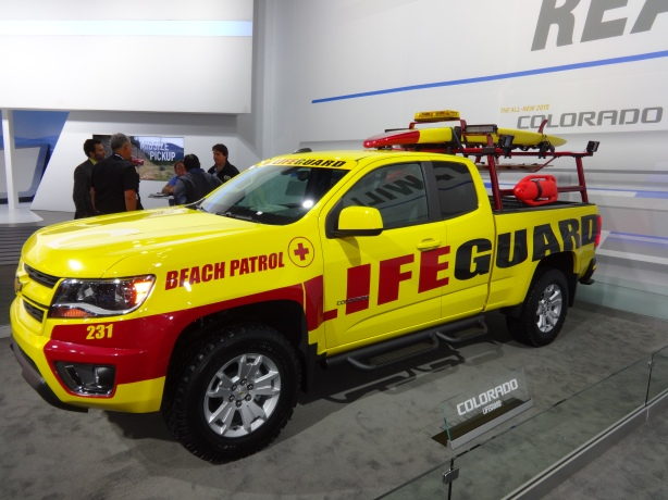 LAAutoShow Day 2 (34) Chevy Colorado Lifeguard concept