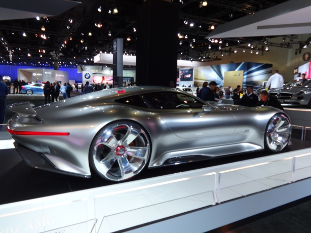 LAAutoShow Day 2 (63) Mercedes AMG Vision Gran Turismo Concept Side