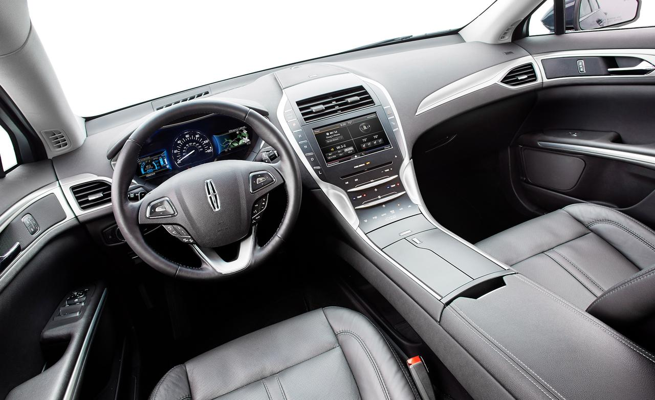 2014 Lincoln MKZ Beauty Car Wallpapers