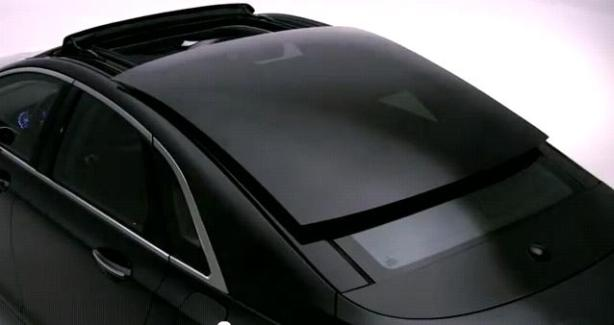 The panoramic glass moonroof on the Lincoln MKZ is an engineering marvel. The light inside the cabin is really striking, day or nigh. Power shades can filter out the summer sun.