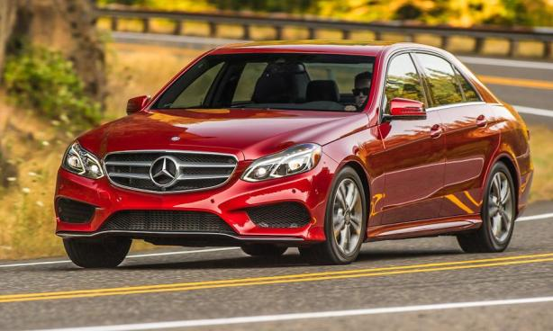 My choice would be this 2014 Mercedes E250 Bluetec. The diesel-powered sedan is far more practical, handsome and it gets a whopping 42 mpg highway, besting most hybrids.  Consumer Reports said that it was their 2nd favorite car - coming in just below the Tesla Model S.