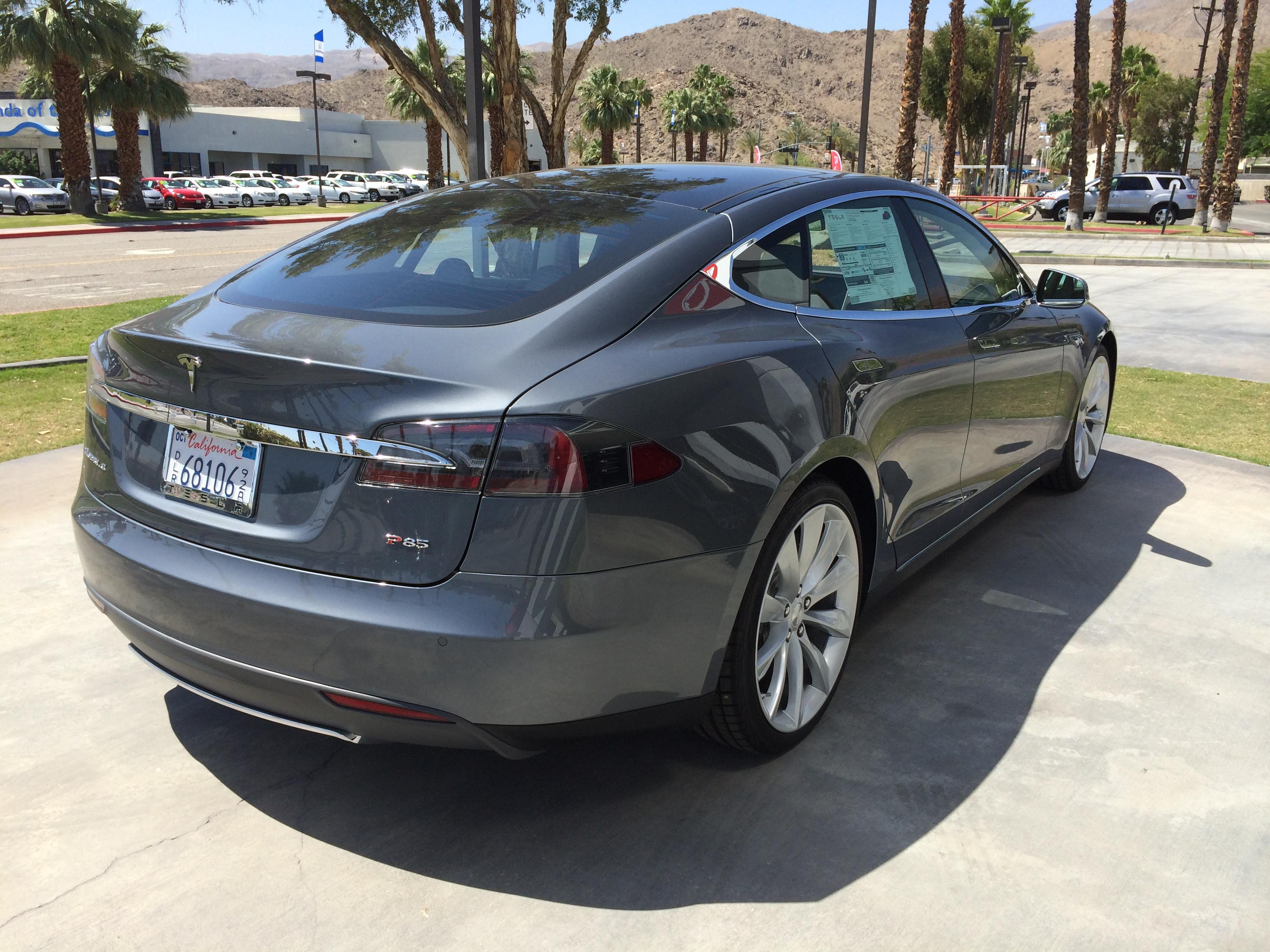 Tesla Model S Todd Bianco S Acarisnotarefrigerator Com Blog