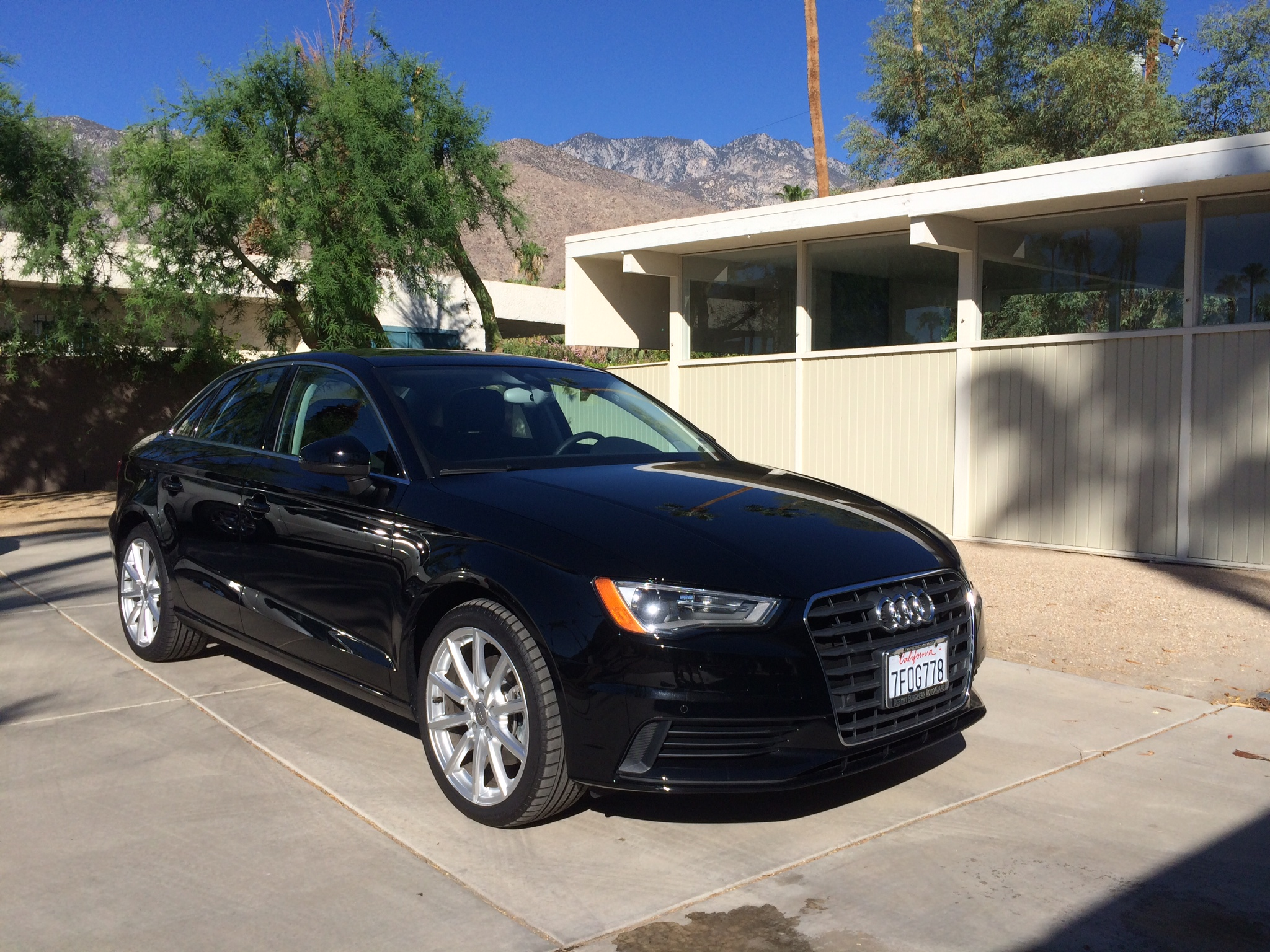 Audi A Audis Entry Level At A Steep Price Todd - Audi car 2015 price
