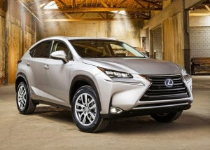 The 2015 Lexus NX