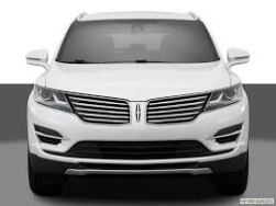Lincoln's signature winged grille is well integrated and the proportion seems right on the MKC.