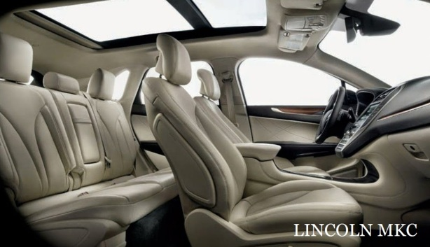 The cabin feels very airy and roomy with the optional Panoramic Vista Roof.