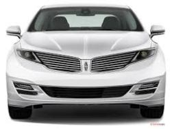 2015 Lincoln MKZ. This was the first application of the new winged grille.